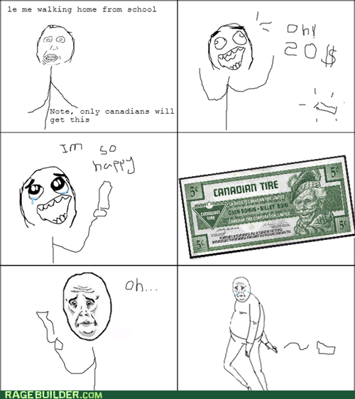 Canada gift certificate dollar bill money - 7013514240