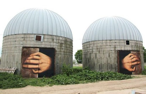 beast art awaken silo painting - 7013571328