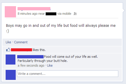 boyfriends food dating failbook g rated - 7013595392