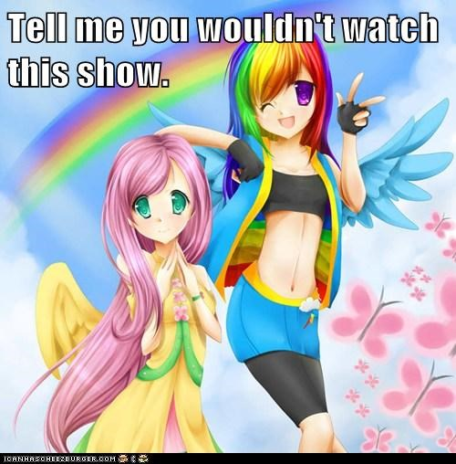 Tell me you wouldn't watch this show.