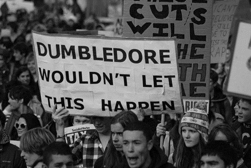 sign Harry Potter dumbledore - 7013823744