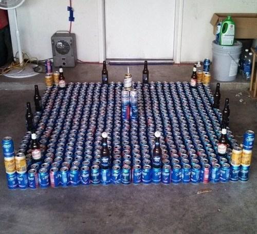 impressive beer castle cans - 7013971712