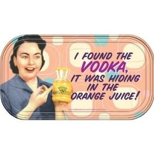 alcohol hiding liquor orange juice vodka - 7013996288