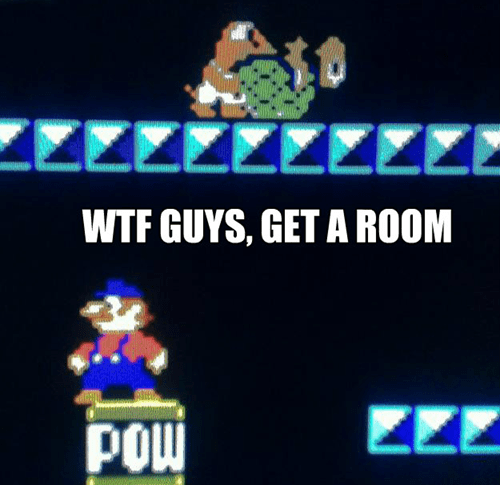 koopa,come on guise,mario