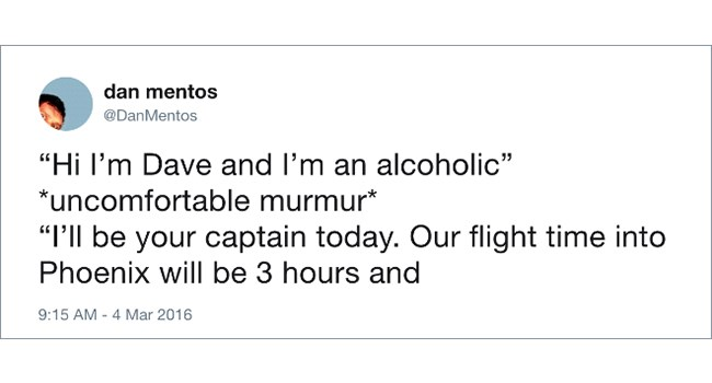funny tweets with unexpected ending