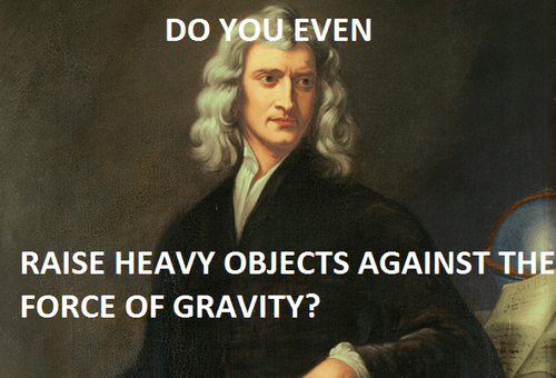 physics,isaac newton,science,g rated,School of FAIL