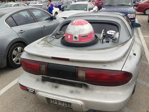 star wars cars nerdgasm modification g rated win - 7014766080