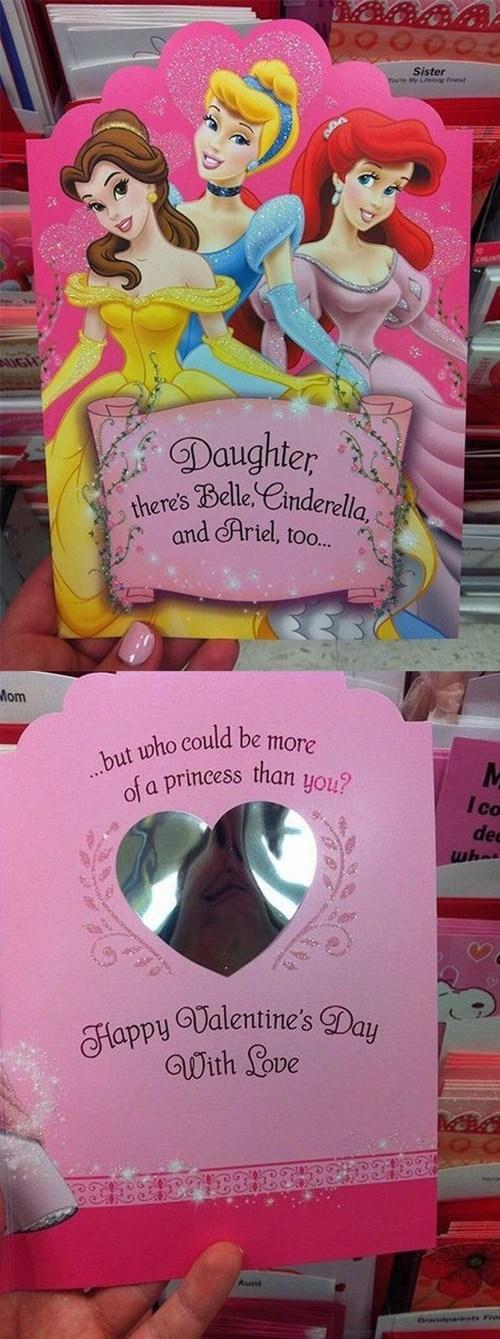 derp birthday card disney princess fail nation g rated - 7014774784