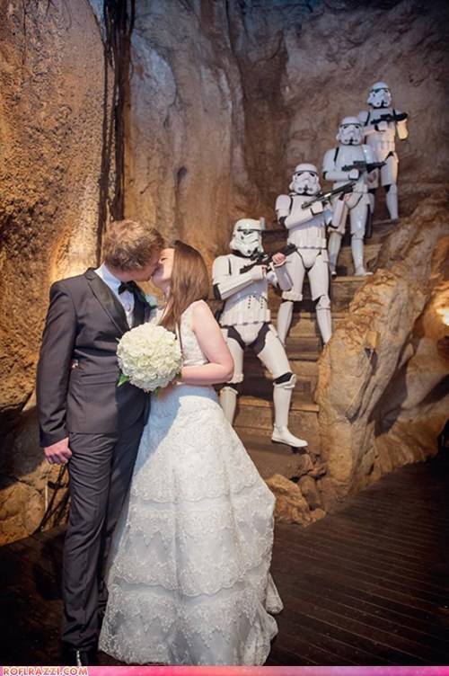 Tip - 501ST Offers Most Geekastic Wedding Costumes!
