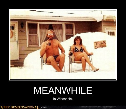 MEANWHILE in Wisconsin.