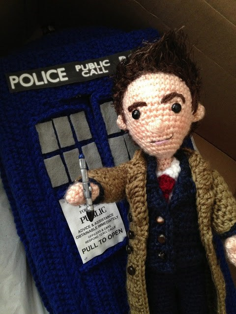 scifi plushies doctor who bbc - 7016297216