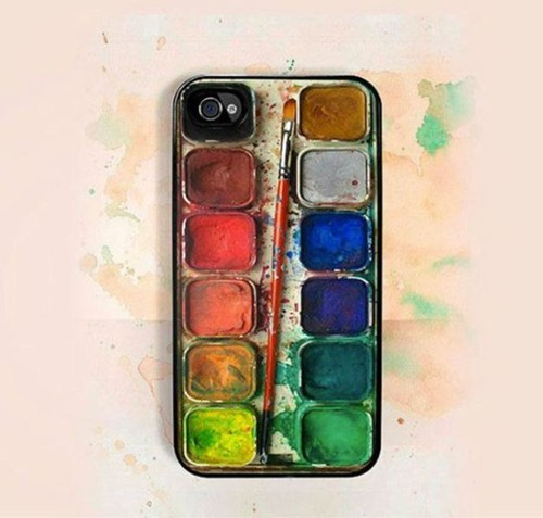 phone swag iphone case watercolor - 7016364288
