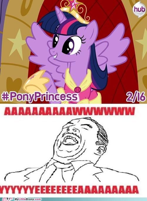 alicorn twilight sparkle noooooo pony princess coronation - 7016472576