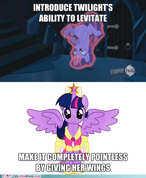 wings twilight sparkle levitate princess twilight Hasbro