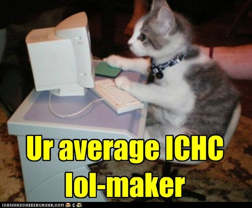Ur average ICHC lol-maker