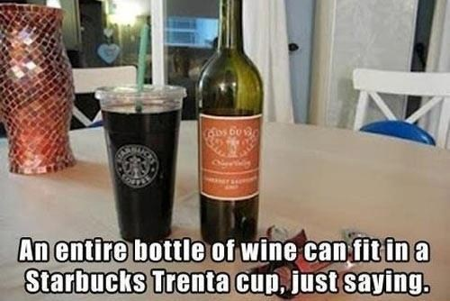 alcohol Starbucks wine after 12 g rated - 7016942848
