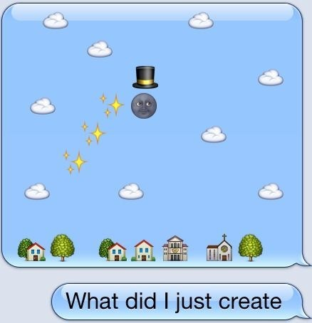 creation emoticons iPhones wat - 7016986368
