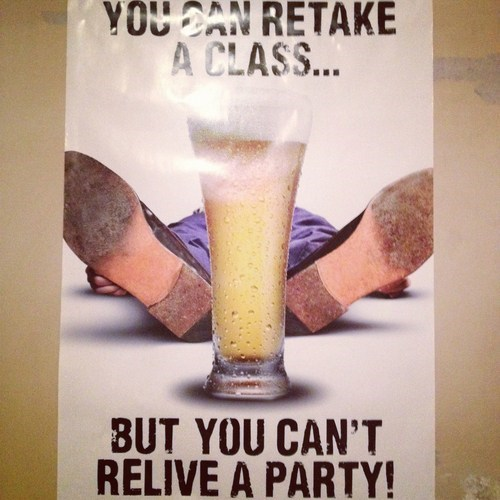 beer sign school bad idea funny - 7016989184