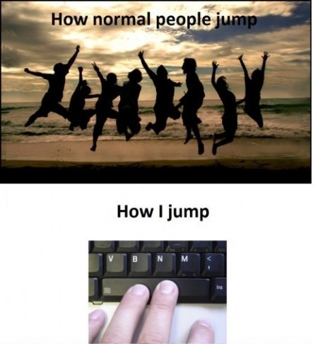 jump puzzles,jump,PC,IRL,guild wars 2,keyboard