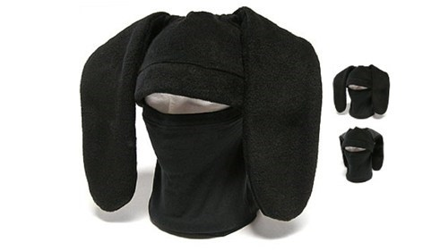 bunny hat ears mask rabbit ninja - 7017141504