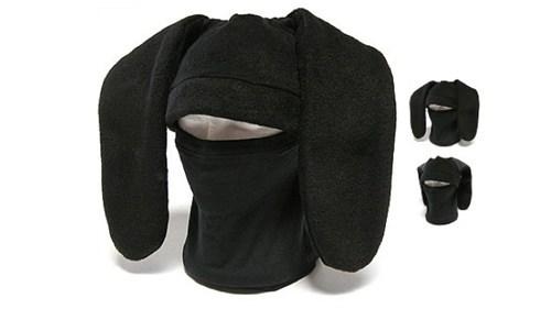 bunny hat ears mask rabbit ninja - 7017141504