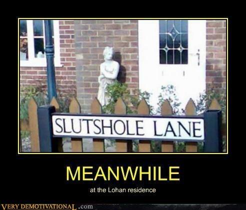 street wtf house lindsay lohan - 7017162240