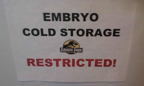 sign storage jurassic park - 7017376512