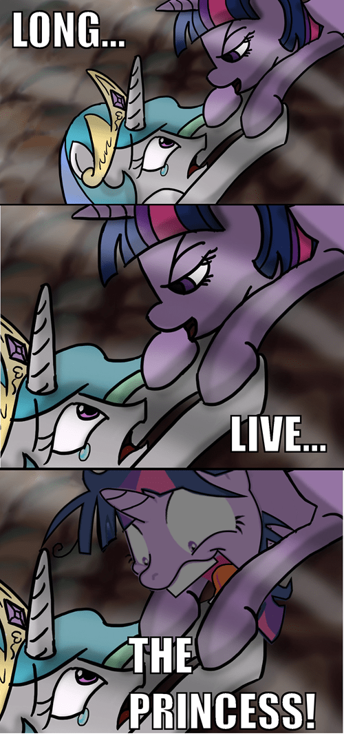 princess lion king celestia crossover crazy twilight - 7017656832