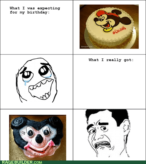 Cake Reality