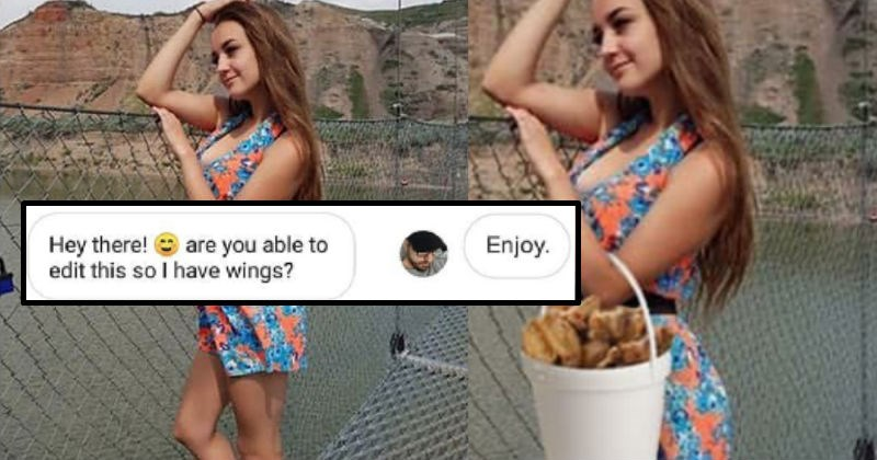 james fridman trolling photoshop ridiculous funny - 7018501