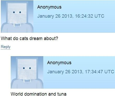 comments,dreams,Cats