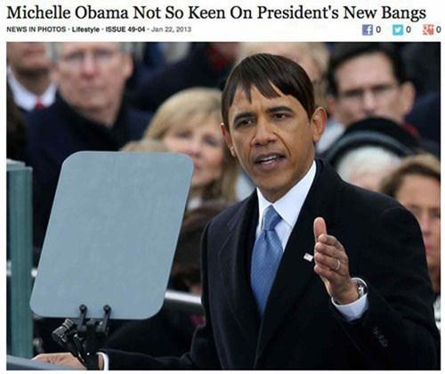 hair president barack obama - 7019643648