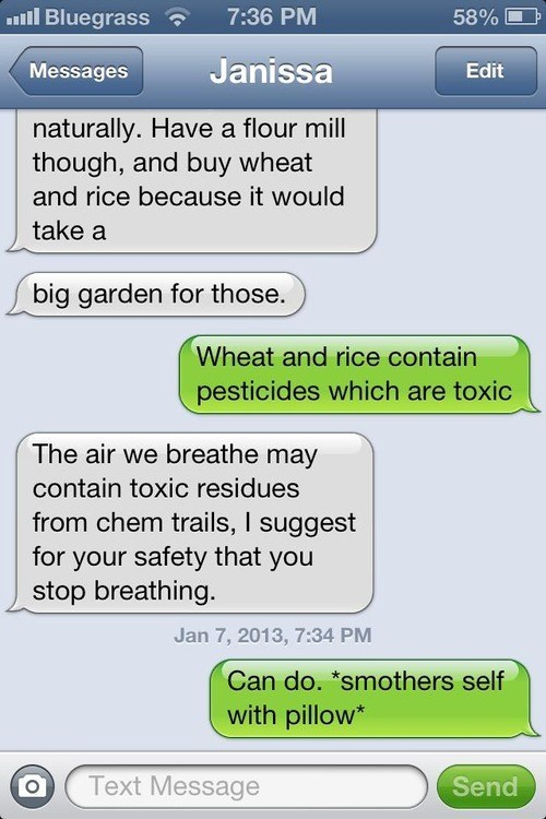 iPhones,toxic,end it all,pesticides