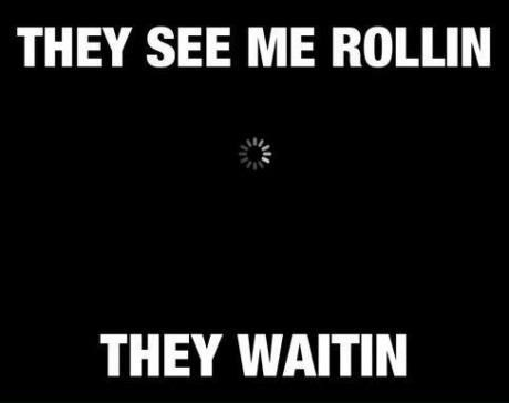 rolling,chamillionaire,buffering,ridin dirty,double meaning