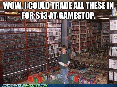 gamestop,trade ins,video games,pawn stars