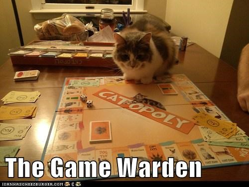 Funny Game Warden Pictures