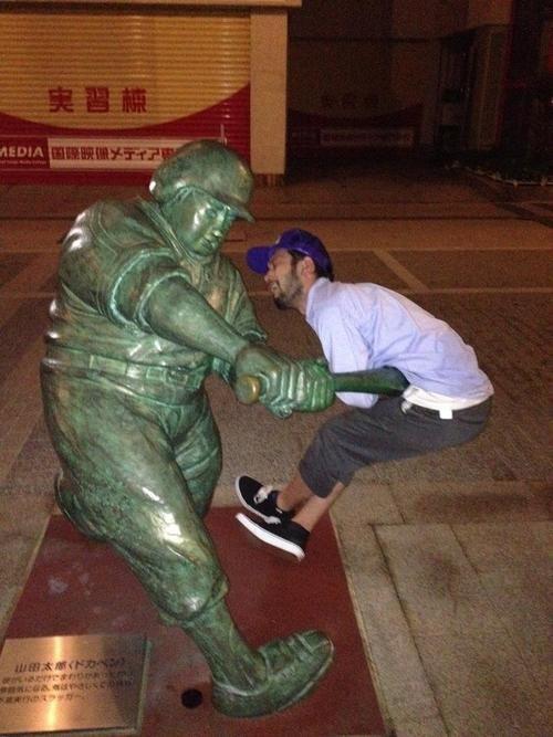 statue home run bat - 7020290816