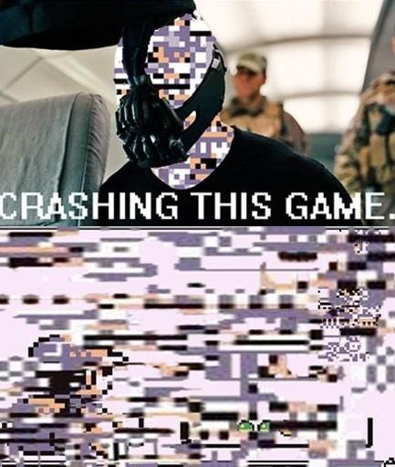 missingno bane batman