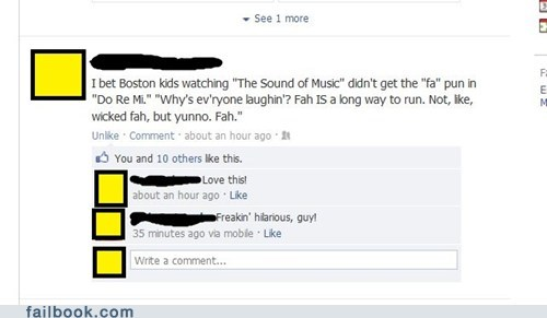 sound of music love boston failbook g rated - 7020384256
