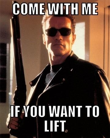 do you even lift Arnold Schwarzenegger come with me - 7021085696