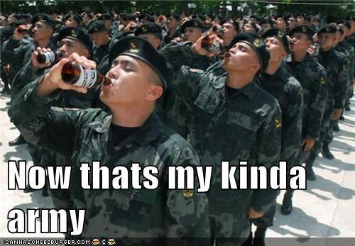 beer,army