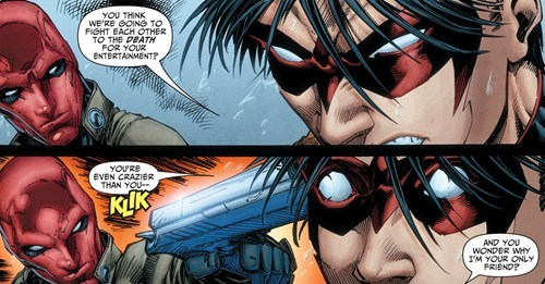 red hood robin jason todd - 7021918464