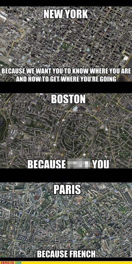 paris,city,streets,new york,boston