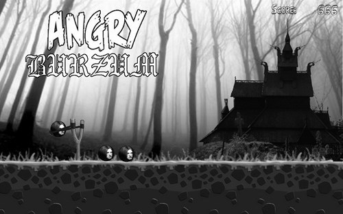 games angry birds Burzum - 7022462720