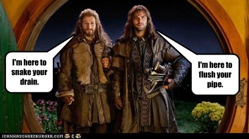 aidan turner innuendo kili The Hobbit fili - 7022654720