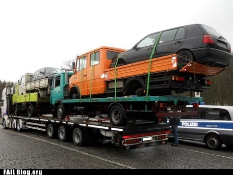 yo dawg Inception towing truck - 7022678272