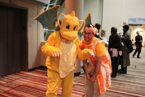 Pokémon rare candy cosplay dragonite cute - 7022756352