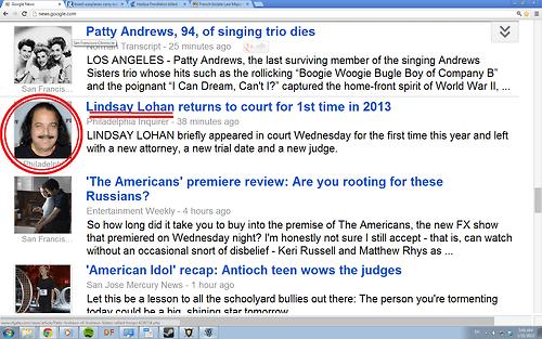 news,downhill,ron jeremy,lindsay lohan