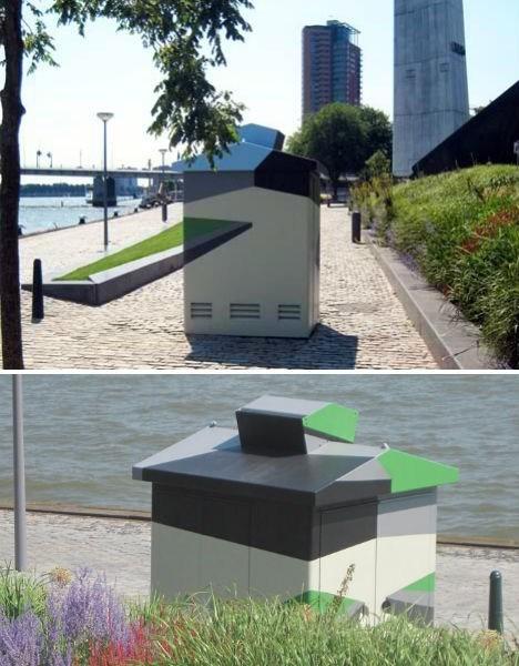 camouflage Street Art hacked irl illusion - 7022893824