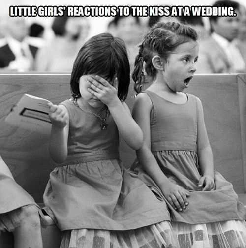 scandal kids KISS ceremony girls omg - 7022959360